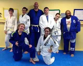 Self-Defense and Jiu-jitsu at Bartman MMA in Montgomery County Maryland near Rockville, Silver Spring and Bethesda, Maryland