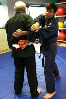 self defense class in bethesda md with Bartman MMA and Self-Defense, A Relson Gracie Association