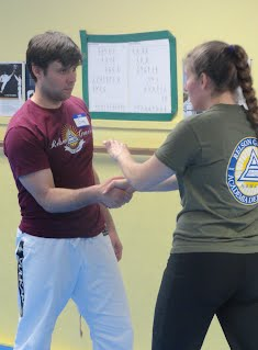 Physical and Verbal Self-defense for Women at Bartman MMA