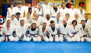 Team Photo Relson Gracie Seminar May 2014