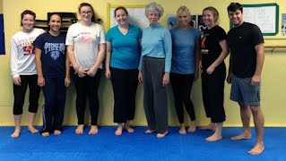 Women's Self-Defense Class at Bartman MMA and Self-Defense