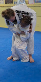 kids self-defense