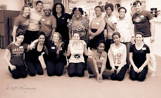 Global Women Empowered Self-Defense Workshop Class