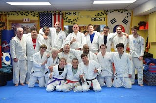 Relson Gracie Seminar at Bartman MMA and Self-Defense near Rockville Maryland