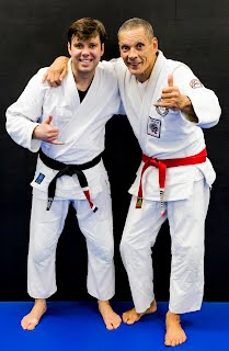 GM Relson Gracie and Greg Bartman