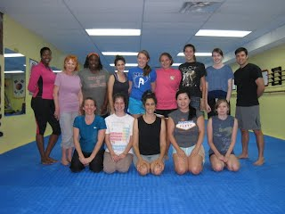 Sexual Assault Awareness and Prevention Month Seminar for Women at Bartman MMA and Self-Defense